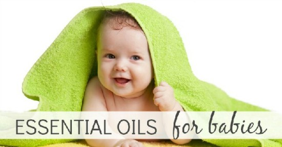 Minyak Aromaterapi untuk Bayi